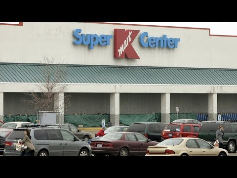 Here's A Look Inside The Last Standing Kmart SuperCenter