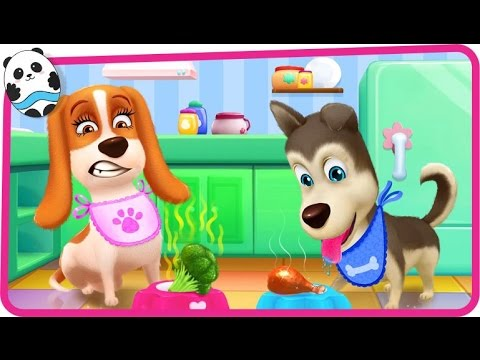 Puppy Life Secret Pet Party Pet Care And Doctor Games For Kids
