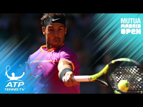 Nadal wins fifth Madrid title | Mutua Madrid Open 2017 Final Highlights