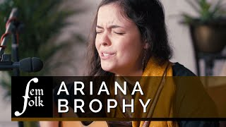 Ariana Brophy - Running | Piano Factory Sessions