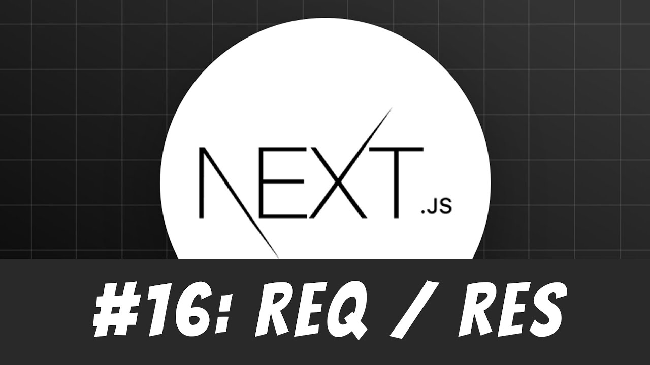 More on APIs in Next.js: Master Next.js Tutorial #16