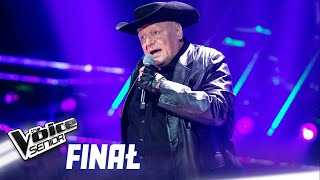 "Janusz Sztyber - ""Over The Rainbow"" - Finał - The Voice Senior 1"