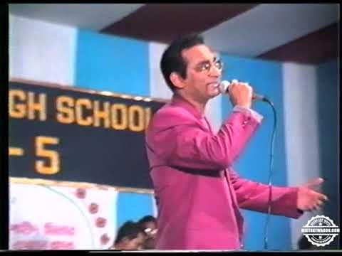 Abhijeet Bhattacharya Live | Badi Mushkil Hai Khoya Mera Dil Hai | Opus 5 | St. Lawrence - Kolkata