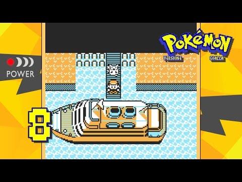Pokemon Giallo ITA [Parte 8 - M/N Anna]