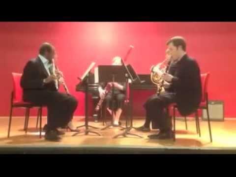 """Mikhail Zeiger """"Spring Wind"""" for wind quintet"""