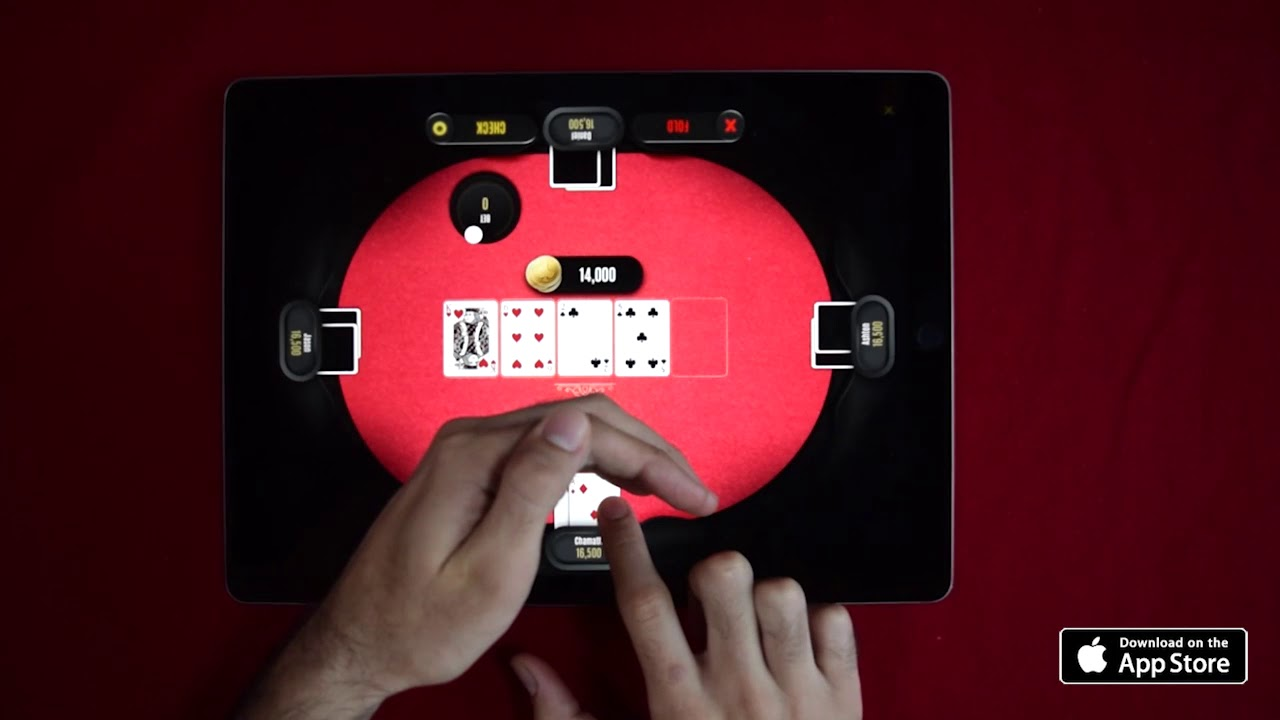 Texas Holdem Poker App With Friends