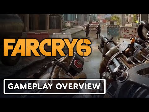 Download Far Cry 6 - Gameplay Overview Trailer