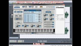 Antares Autotune Evo v6.9 - (T-Pain Settings)(Update July - 2011 NEW DL)