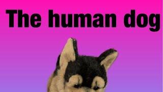 The human dog -trailer-