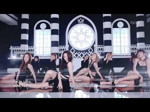 [韓中字HD]Secret(시크릿) - I'm In Love 아임 인 러브 MV