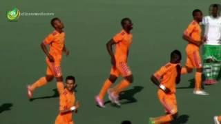 بالفيديو : لاعب عربي يسجل تسعة أهداف و تحقيق في هذا الأمر