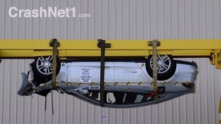 2013 Tesla Model S | Frontal Crash Test Documentation | CrashNet1