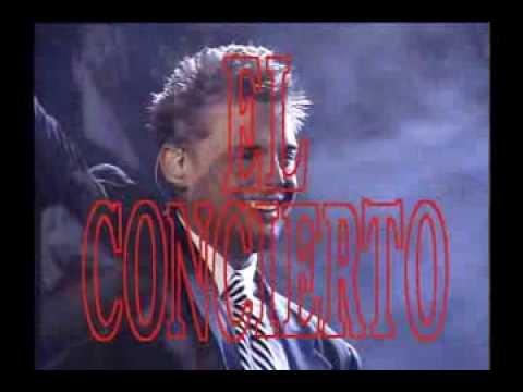 LUIS MIGUEL -El Concierto 1994 -Calidad 480i (DVD)