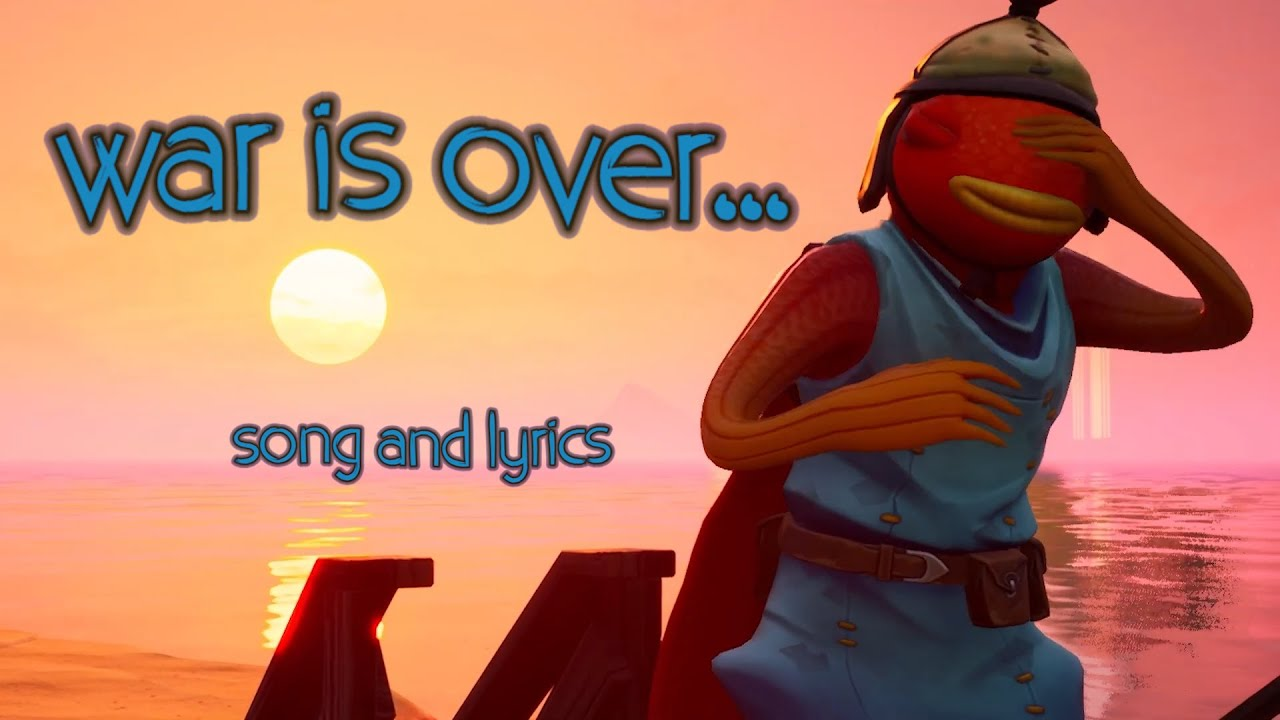 The War Is Over Tiko Song And Lyrics Youtube