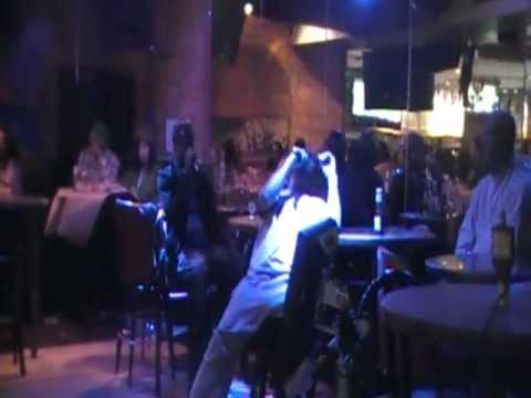 "Chris Sing's ""So Anxious"" @ Good Time Karaoke October 27, 2011"