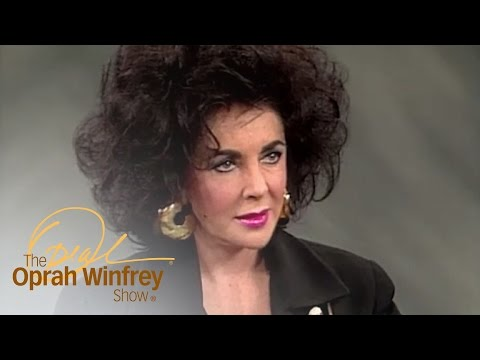 Elizabeth Taylor's Near-Death Experience | The Oprah Winfrey Show l Oprah Winfrey Network