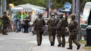 Schatten des Verbrechens, Der Amoklauf am OEZ München