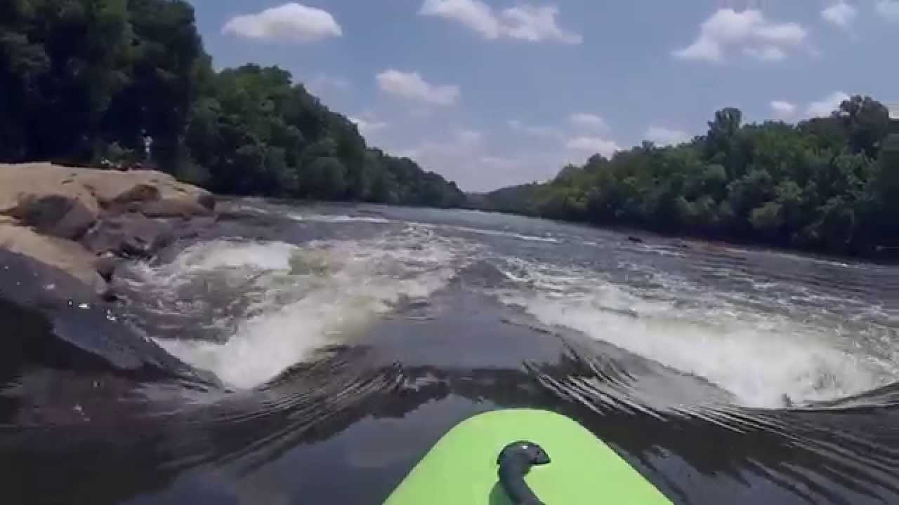 Cape Fear River Adventures Whitewater Adventure Youtube