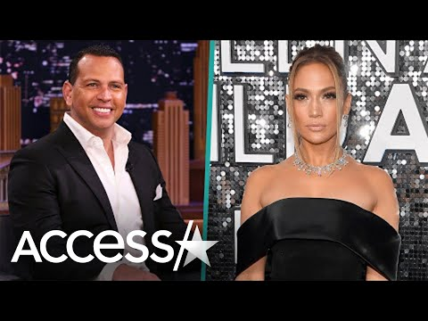 Alex Rodriguez Spends 46th Birthday In St. Tropez At Same Time As Jennifer Lopez