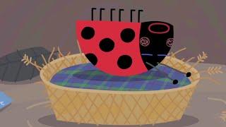Il Piccolo Regno di Ben e Holly  - Gaston La Coccinella - Cartoni Animati - Ben e Holly - Italiano