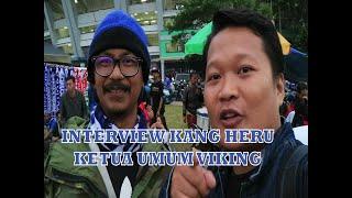 Download Video VLOG #2 PERSIB VS PSMS | INTERVIEW KANG HERU KETUA UMUM VIKING @GBLA - BANDUNG MP3 3GP MP4