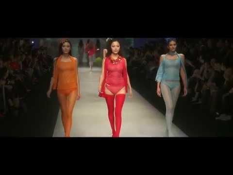 CERVIN Paris au Shangha� Salon mode internationale 2014