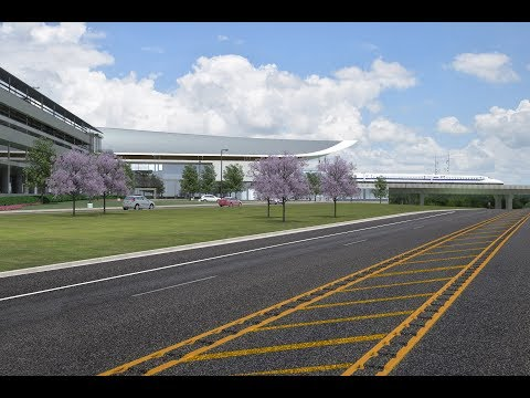 Texas High-Speed Train Station Coming to the Brazos Valley!