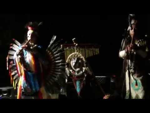 Indians Dreams - Native American Music #2 (Indian Flute) #FolkRockVideo