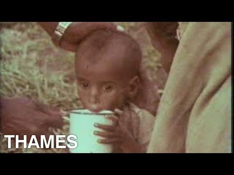 Ethiopian Famine | Famine | Poverty | This Week | 1973