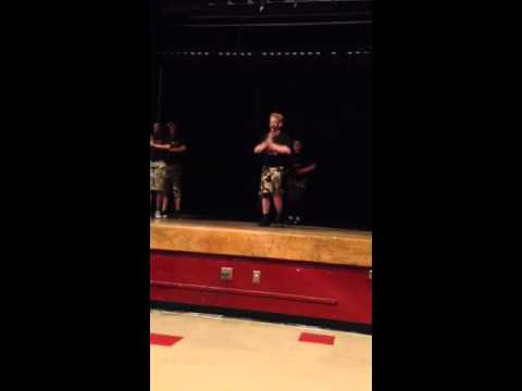 Soundview academy step competition