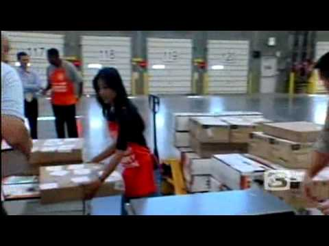 Jobs Up For Grabs At Home Depot Facility