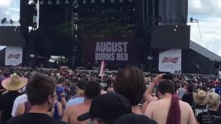 August Burns Red - Rockfest Montebello 2017