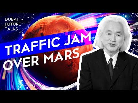 Michio Kaku: Traffic Jam Over Mars