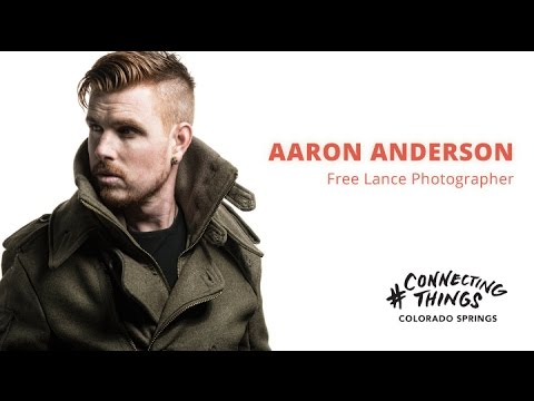 Freelance Photographer Aaron Anderson