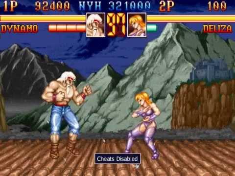 Dragon Master [Arcade] - play as Dynamo