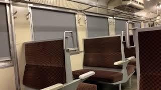伊万里駅行きの最終列車 モーター音 JR肥後線