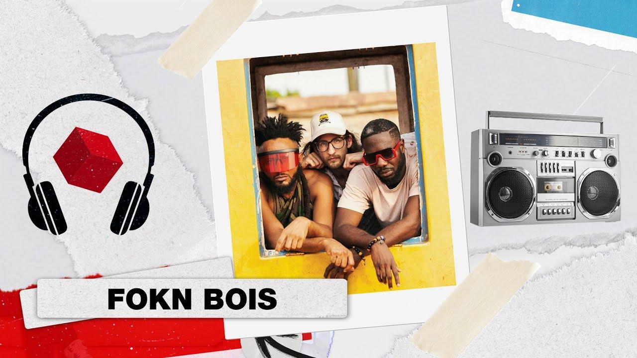 #Podcast #SessionLab - L'humour thérapie des rappeurs ghanéens Fokn Bois• RFI Musique