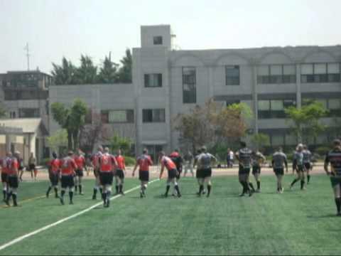 AFN Yongsan - Spotlight Korea - Rugby Match