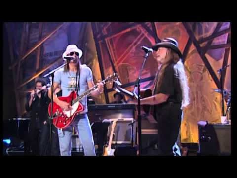 "Willie Nelson & Kid Rock  - ""Shotgun Willie"""