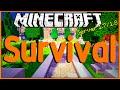 Servidor Minecraft Survival, Clan e Terreno 1.7/1.8 - Ep.396