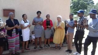 Pentecostal Holiness Church Choir - NTATE NTHOLE MORWALO by the SEGONE siblings