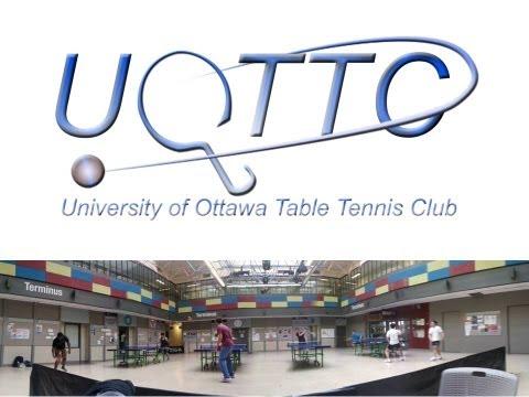 University of Ottawa Table Tennis Club - Samsung 2012