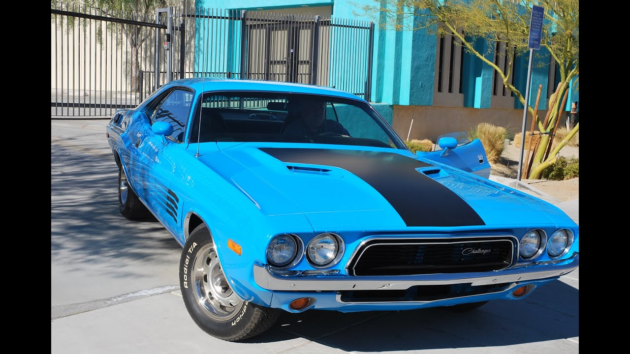 1972 Dodge Rallye Challenger by All American Classic Car ...