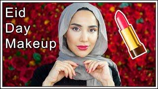 Easy Eid 2018 Makeup Tutorial   Amena