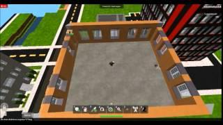 ROBLOX - EBC City Build Zeitraffer V
