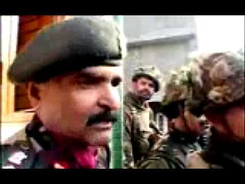 Watch brutality of Indian Army in Kashmir Part 2