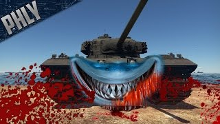 CARNIVOROUS CAERNARVON - Bloody Good Tank (War Thunder Gameplay)