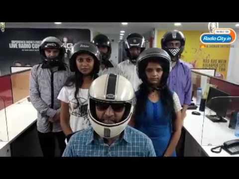 Sonuuu....Tula Helmet var Bharosa Nay Kayyy...??