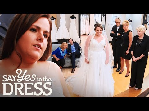 Bride Tries on Too Many Dresses | Say Yes To The Dress Atlanta