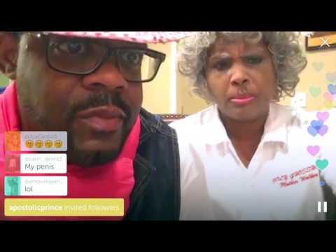 Mother Walker Lexi Allen & Twon DWBass On Periscope